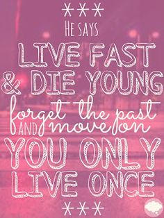 *He Says Life Fast And Die Young Forget The Past And Move On, You Only Live Once* - Nina Nesbitt/Noserings And Shoestrings Irish Song Lyrics, Irish Songs, Music Things, Music Stuff, Nina Nesbitt, Forgetting The Past, Die Young, Sweet Words, Song Quotes