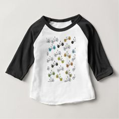 Pro Cycling Baby Clothes Baby T-Shirt - baby gifts giftidea diy unique cute