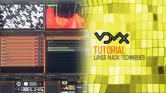 This tutorial explains how to use VDMX's powerful Layer Mask effect in various ways. Some of the topics covered are using black & white visual loops as… Layers, Black And White, Software, Tutorials, Layering, Black White, Black N White