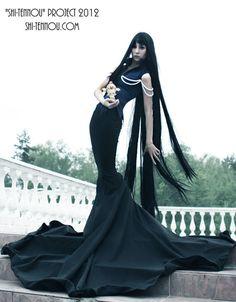 Mistress Nine cosplay