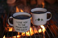 Have a Happy Camper on your holiday list? This mug is the perfect stocking stuffer!