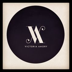 Victoria Amory. The new logo!