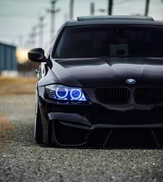 BMW Blue Eyes 3 Series E90