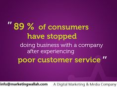We will not let our ‪#‎consumers‬ be one among them ‪#‎marketingwallah‬ — www.marketingwallah.com