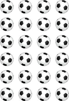Pre Cut Football Theme Childrens Boys Party Cup Cake Toppers 24X1.3 Inch. Baking #ebay #Home & Garden Soccer Baby, Soccer Theme, Football Themes, Kids Soccer, Soccer Birthday Cakes, Football Birthday, Sports Day Certificates, Team Mom, Party Cups