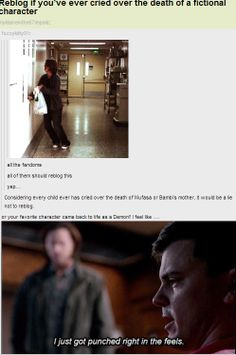 [GIFSET] Notice how the last gif is perfect, cause it's not one of Dean, cause that would just salt a wound(oh yeah, that might bug Dean now).