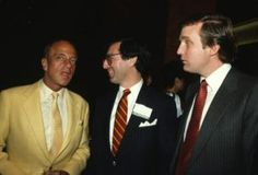 How Joseph McCarthy henchman Roy Cohn became Donald Trump's mentor - http://www.therussophile.org/how-joseph-mccarthy-henchman-roy-cohn-became-donald-trumps-mentor.html/