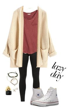 """""""hey loves! rtd!:)"""" by dancem27 ❤ liked on Polyvore featuring NIKE, H&M, Pura Vida, Converse, Tai, ZoÃ« Chicco and Marc Jacobs"""
