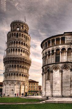Torre de Pisa, Toscana Italy by Domenigo Leiva - Rock Classic - Google+