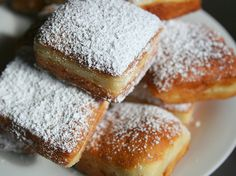 Bring New Orleans to you! Just make these powdered sugar–coated doughnuts for a taste of the Big Easy.