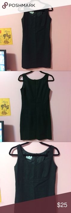Simple Black Mini Dress Great condition, simple black mini dress. Size 4. *NOT LISTED BRAND  NO TRADES  REASONABLE OFFERS ONLY Brandy Melville Dresses Mini