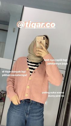Everything about beauty, welcome to Marry's world! Casual Hijab Outfit, Ootd Hijab, Casual Outfits, Fashion Outfits, Women's Fashion, Cute Lazy Outfits, Simple Outfits, Tumblr Boys, Hijab Style