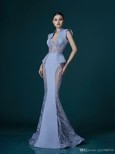 Sexy See Through Mermaid Evening Dresses 2019 Celebrity Party Pageant Prom Gown - Sexy See Through Mermaid Evening Dresses 2019 Celebrity Party Pageant Prom Gown Source by mahlerDELUXE - Elegant Dresses, Sexy Dresses, Casual Dresses, Fashion Dresses, Long Mermaid Dress, Mermaid Evening Dresses, Couture Dresses, Evening Gowns Couture, Couture Fashion