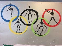 Olympische winterspelen, groepswerk goed te doen met groep zeven. Visser t Hooft Castricum