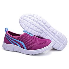 Fashion Men Women Lover Mesh Breathable Light Slip On Sport Casual Flat Shoes - NewChic