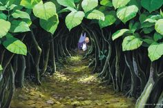 Japanese animation titans Studio Ghibli maintain launched digital background pictures for Zoom and diversified video title platforms, taken from essentially the Secret World Of Arrietty, The Secret World, Hayao Miyazaki, Forest Background, Background Images, Daily Meeting, Studio Ghibli Background, Studio Ghibli Movies, Digital Backgrounds