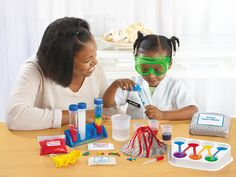 Beginner's Science Lab at Lakeshore Learning