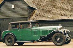1930 Speed 6 Saloon by Gurney Nutting