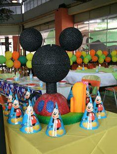 Decoración De Fiestas Infantiles De Mickey Mouse : Fiestas Infantiles Decoracion