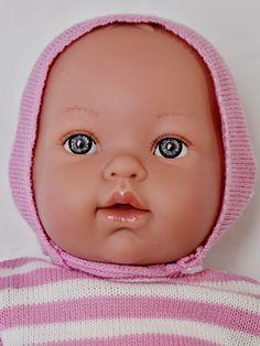 Realistické miminko holčička Bohunka  od firmy Vestida de Azul
