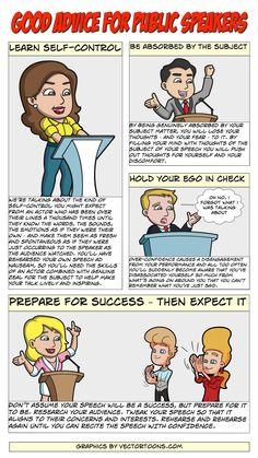 Good Advice For Public Speakers