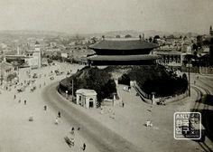 Namdaemun gate 1932