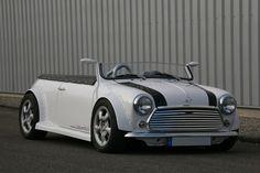 Mini Cooper Speedster by Lazareth.