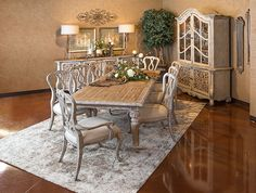 Hemispheres a world of fine furniture cafe ness dining for Fine dining room furniture brands