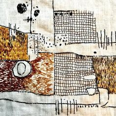 Aideen Canning  #embroidery