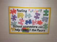Confessions of a School Counselor: National School Counseling Week Link Party! National School Counseling Week, High School Counseling, School Social Work, Counseling Office, School Office, Sunday School, School Counselor Door, Elementary School Counselor, School Counselor Organization