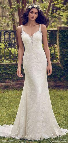 Maggie Sottero Spring 2018 wedding dress