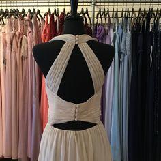 Bridesmaids Dress with Unique Open Back   Affordable Bridesmaids Dresses Size 14 (Runs Small) Size 14 Dresses, Formal Dresses, Affordable Bridesmaid Dresses, Bridesmaids, Boutique, Bridal, Style, Fashion, Formal Gowns