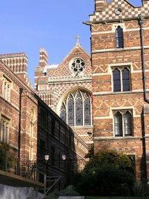 Keble's Architecture — Keble College