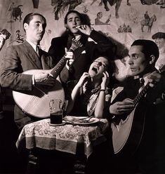 Fado Singer in a Night Club, Lisbon, Portugal, photo by Toni Frissell World Radio, Portuguese Culture, Black And White Portraits, Library Of Congress, Vintage Photography, Photography Lighting, Film Photography, White Photography, Belle Photo