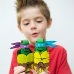 Easy-to Make Teenage Mutant Ninja Turtle Costume Crafts