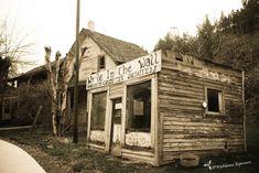 Mitchell, Oregon - The Town That Time Forgot