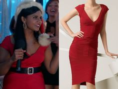 """When I first posted Mindy's fantasy Christmas party dress from """"Christmas Party Sex Trap"""" I was having a bad night (let's gloss over t..."""