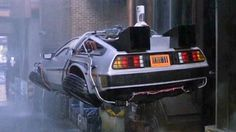 """In 1989, Marty McFly (Michael J. Fox) traveled 30 years into the future to the year 2015 in the movie """"Back to the Future Part II."""""""