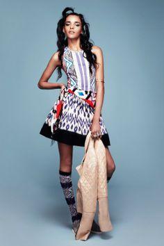 Topshop's high summer collection 2012