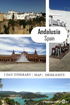 Looking to explore Southern Spain by car or campervan? Check this 3-day road…