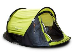 MALAMOO 3 SECOND QUICK WATERPROOF 2 PERSON BACKPACK HIKING  CAMPING POP UP TENT  #OzTent