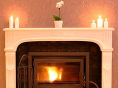 How to Maintain Your Wood Burning Fireplace and Chimney so that you avoid expensive repairs and continue to safely have a fire in the fireplace.