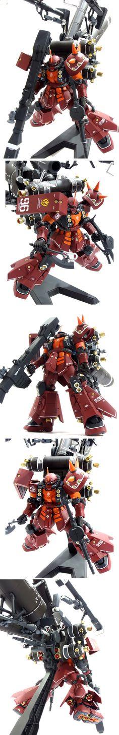 Detail Up MG 1//100 Scale MS-06F Zaku II ver.2.0 Gundam Model Water Slide Decal