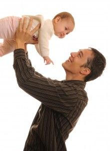 Bonding with Baby: An Opportunity for Dad