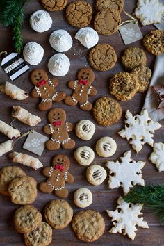 the ultimate christmas cookie guide!