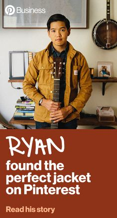 """Learn how Ryan went down the Pinterest """"rabbit hole"""" in his quest for the perfect jacket, one that he'd still be wearing months down the line. First he search by color, then he searched by season. Eventually, as he sifted through the many search results, the right coat caught his eye. #pinterest #audience #targeting #retail Industry Research, Rabbit Hole, How To Make Money, How To Wear, Retail, Exercise, Eye, Coat, People"""