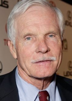 "Ted Turner Apologizes For Saying It's ""Good"" U.S. Soldiers Are Committing Suicide....He is a globalist that is always thrilled when more people die!  This is the man who cozied up with HANOI JANE another traitor to AMERICA!"