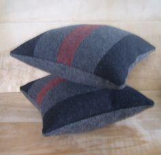 Pendleton Wool Pillow Pair, 11x11