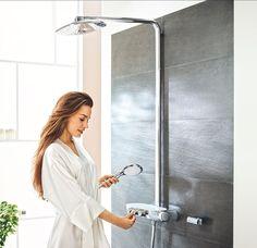 Pas besoin d'être un pro de la déco pour trouver la douche idéale. Quelques judicieux conseils, une idée de ce que vous aimez, et le tour est joué....