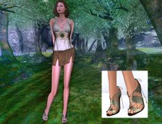 Sheep Clouds: Ava Set by {AnaMarkova} @ Designer Showcase